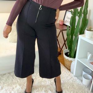 high waisted Black Dress pants